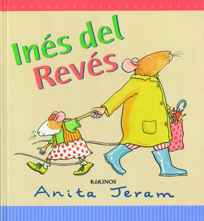 Inés del Revés, cuento recomendado por Social-Vips