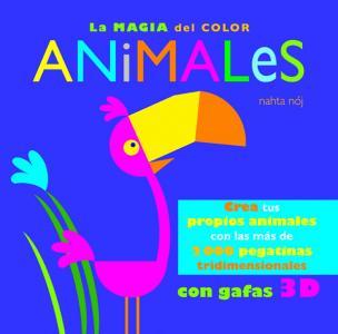 La magia del color - ANIMALES