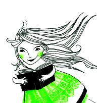 Ilustración de Ana Castro. A Mano Cultura