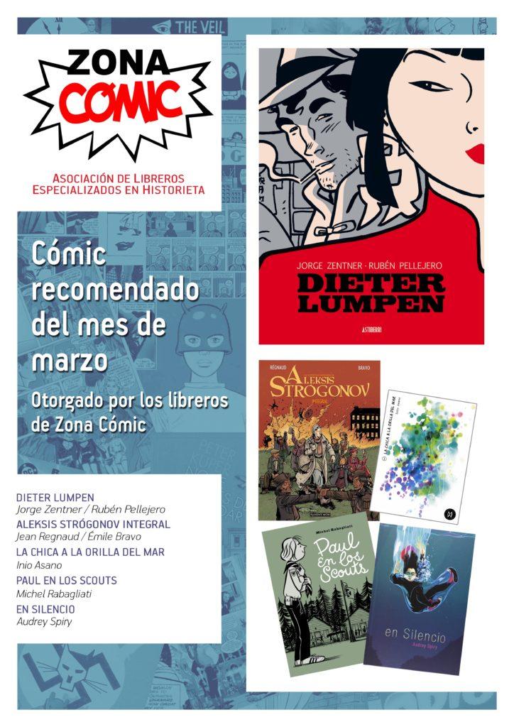 poster ZONACOMIC MARZO 2014