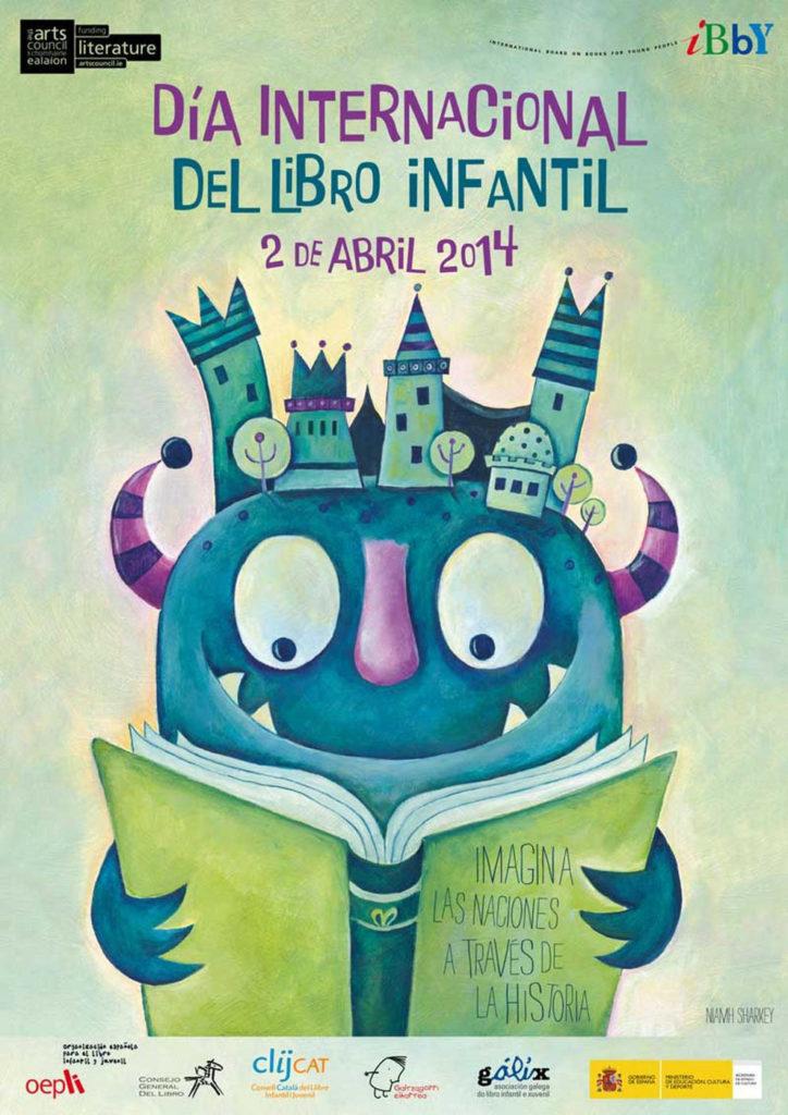 Día del Libro Infantil y Juvenil 2014