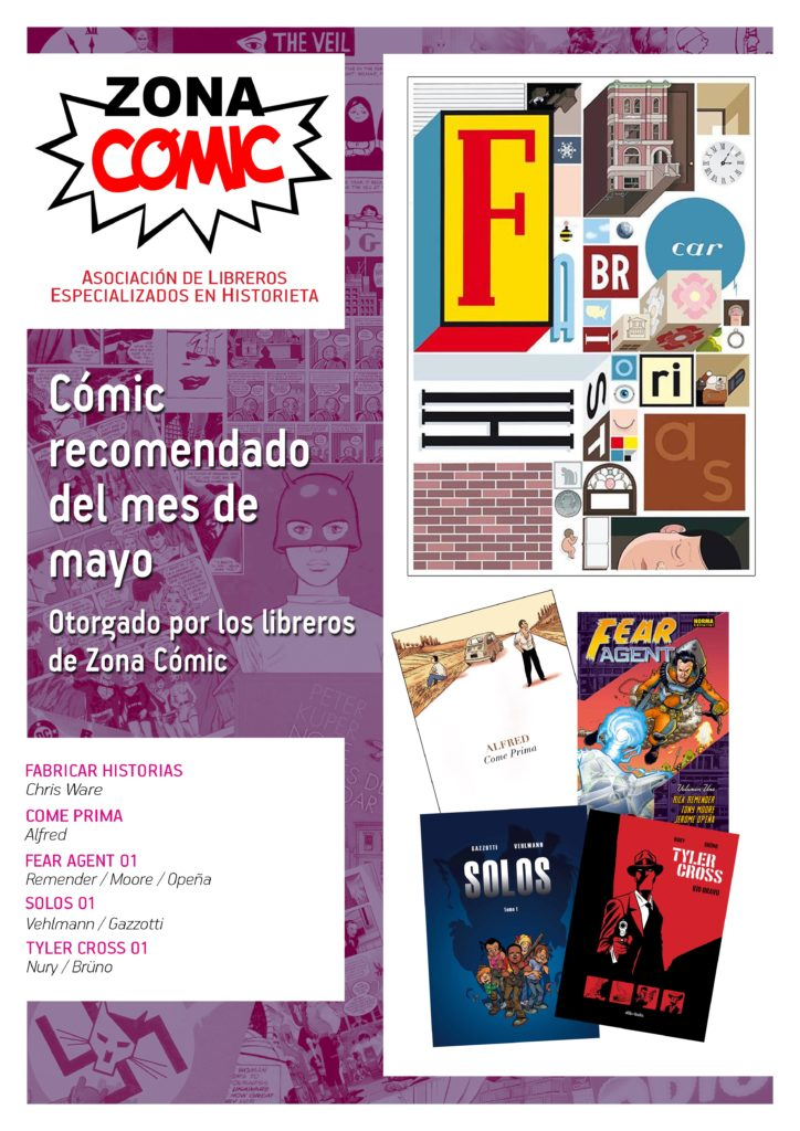 poster ZONACOMIC mayo2014