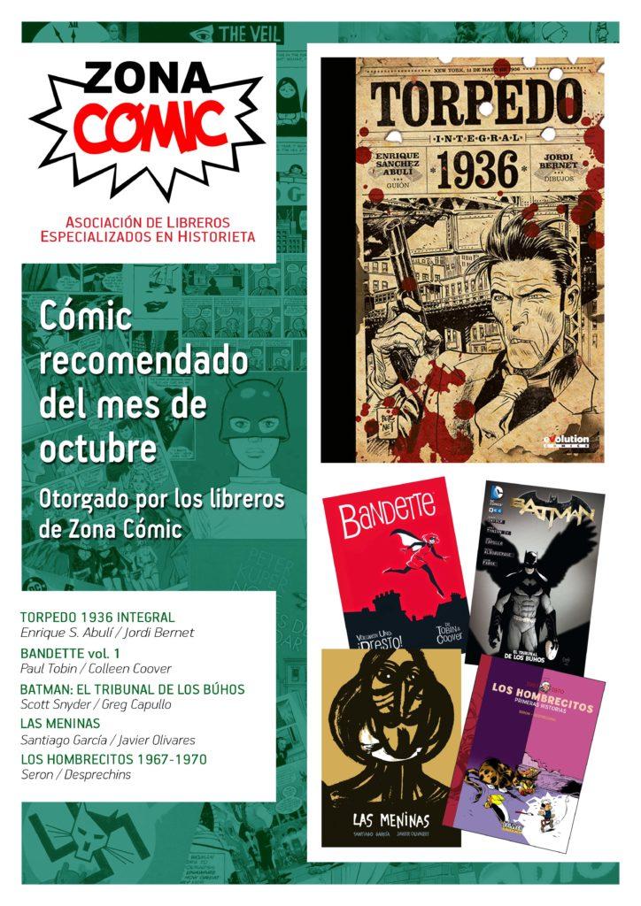 poster ZONACOMIC OCTUBRE copia