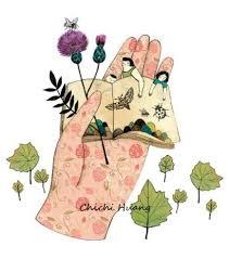 mano y libro
