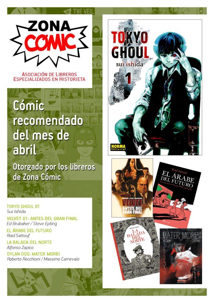 poster ZONACOMIC ABRIL 2015