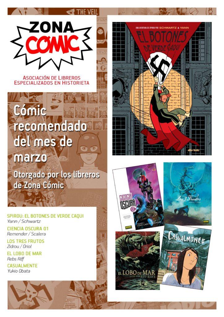 poster ZONACOMIC marzo2015
