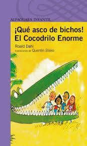 el cocodrilo enorme