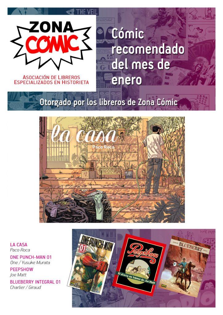poster ZONACOMIC ENERO 2015 NUEVO