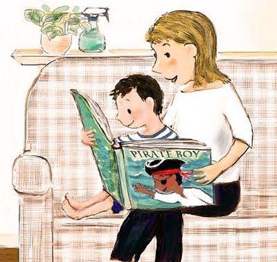 mamá leyendo 2