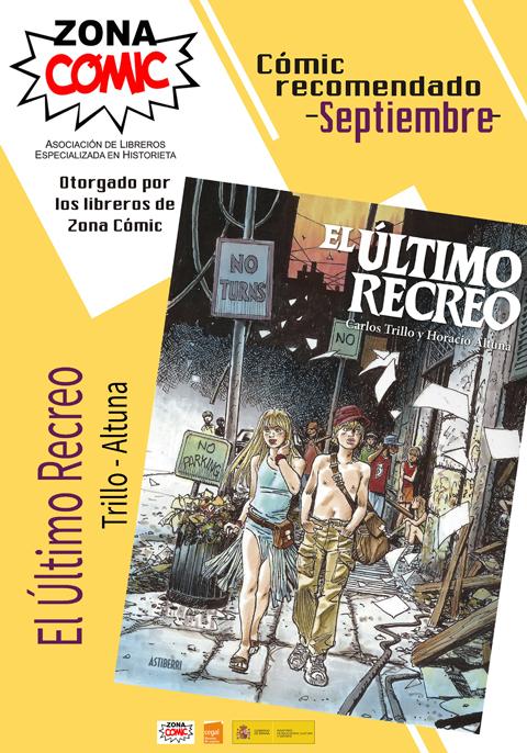 poster zona comic septiembre web
