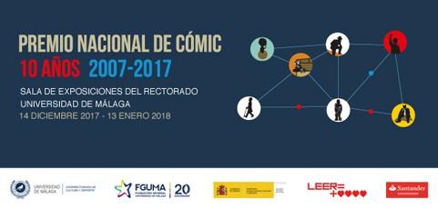 Premio Nacional del Cómic. 10 años. 2007-2017