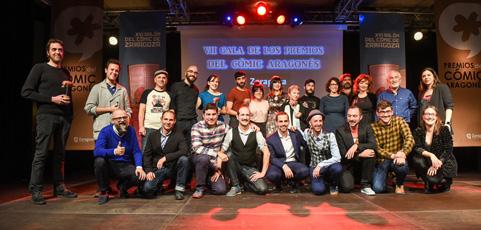 Premios del Cómic Aragonés 2017
