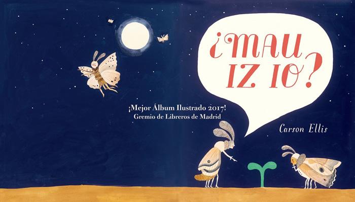 mauizio premio album ilustrado 2017 libreros madrid