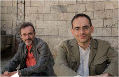 Rubén Pelljero y Díaz Canales pw