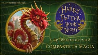 Libros para la Harry Potter Book Night