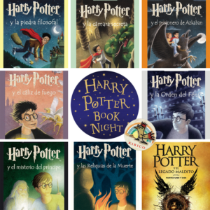 harry potter libros pw