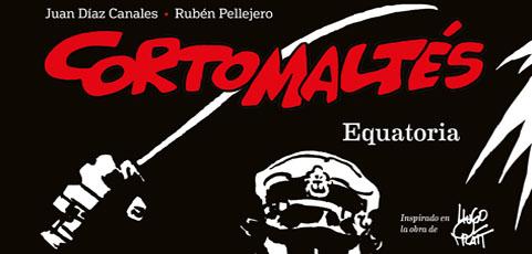 'Corto Maltés. Equatoria', de Juan Díaz Canales y Rubén Pellejero, Premio Zona Cómic al mejor cómic nacional de 2017