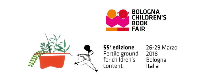 Feria Libro de Bolonia 2018