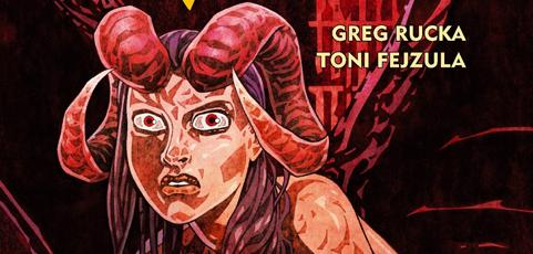 Veil, de Toni Fejzula y Greg Rucka