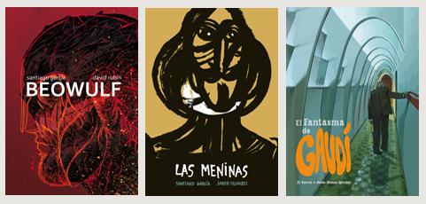 Nominados españoles a los Premios Eisner