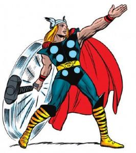 Thor de Jack Kirby
