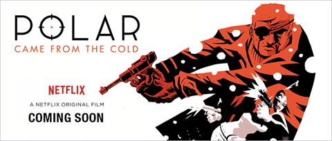 """Polar"" llega a las pantallas de la mano de Netflix"