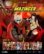 shin mazinger zero portada go nagai