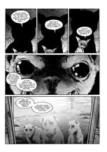 una historia de perros viejos página pw