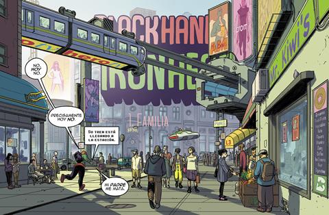 BLACKHAND-IRONHEAD página interior