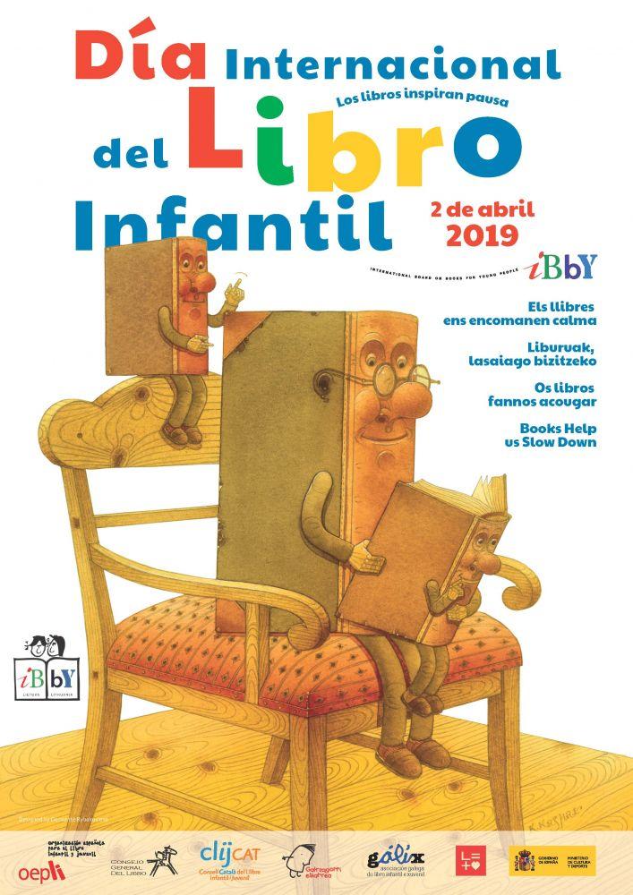 día internacional del libro infantil 2019 OEPLI