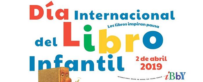 día internacional del libro infantil 2019 OEPLIn bw