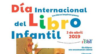 día internacional del libro infantil 2019 OEPLIn nw