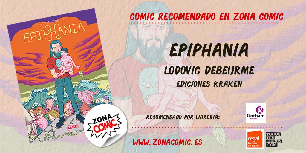 comic recomendado - Epiphania