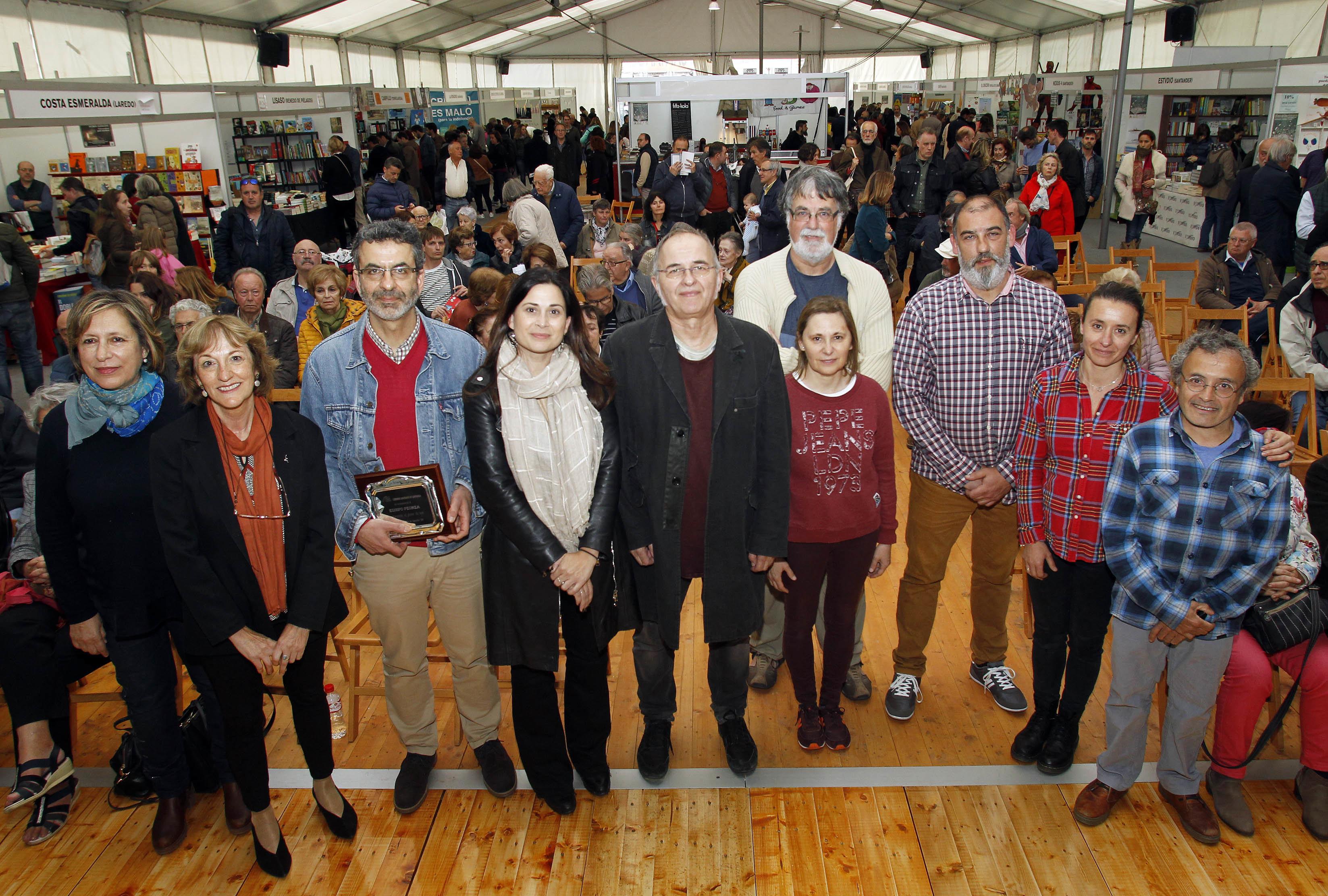 colectivo peonza premio liberros de santander premio feria