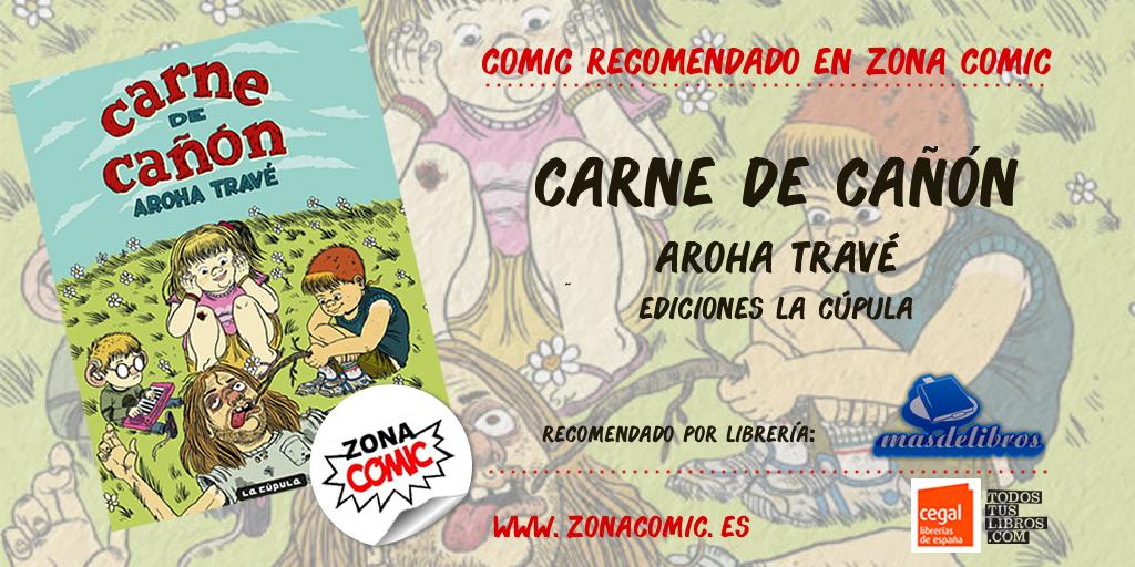 comic recomendado - Carne de cañón