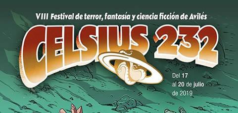 El cómic también asoma en el festival CELSIUS 232
