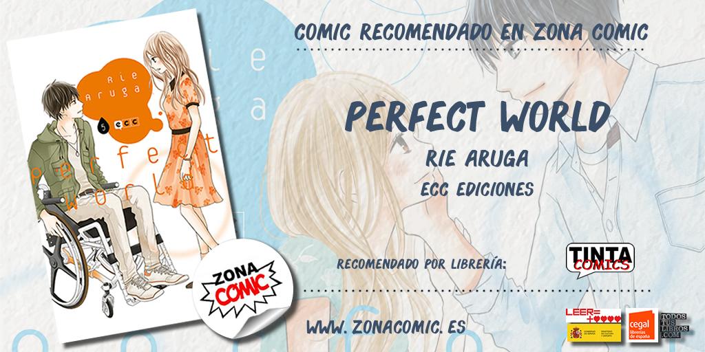 comic recomendado - Perfect World