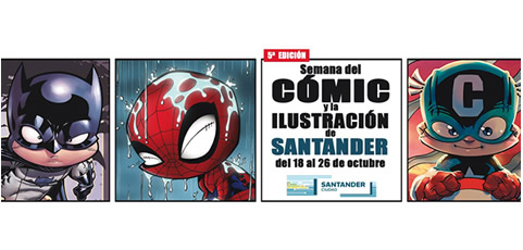 V Semana del Cómic de Santander