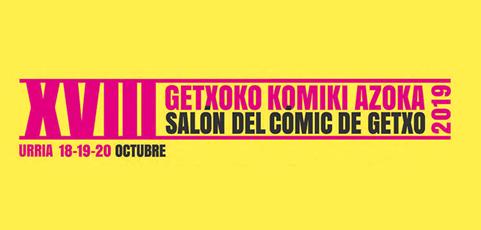 Salón del Cómic de Getxo 2019